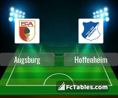 Podgląd zdjęcia Augsburg - Hoffenheim