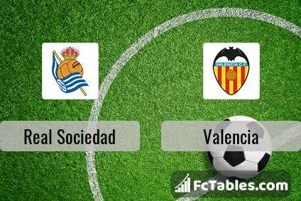 Preview image Real Sociedad - Valencia