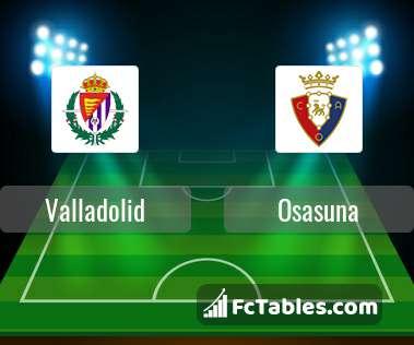 Podgląd zdjęcia Valladolid - Osasuna Pampeluna