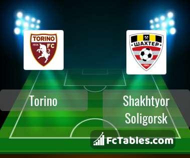 Preview image Torino - Shakhtyor Soligorsk