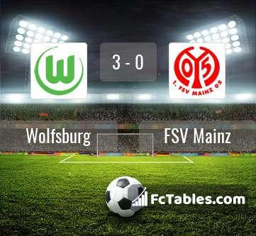 Anteprima della foto Wolfsburg - Mainz 05