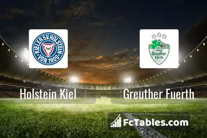 Holstein Kiel Vs Greuther Fuerth H2h 24 Oct 2020 Head To Head Stats Prediction