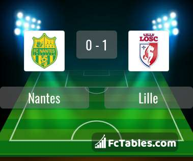 Preview image Nantes - Lille