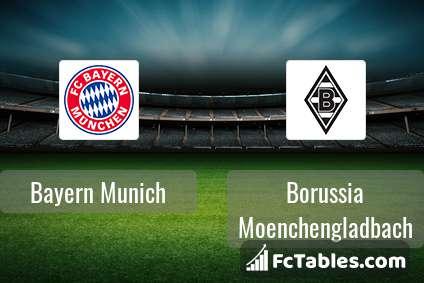 Podgląd zdjęcia Bayern Monachium - Borussia M'gladbach