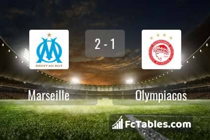 Preview image Marseille - Olympiacos