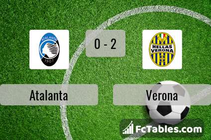 Preview image Atalanta - Verona