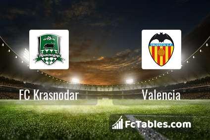 Preview image FC Krasnodar - Valencia