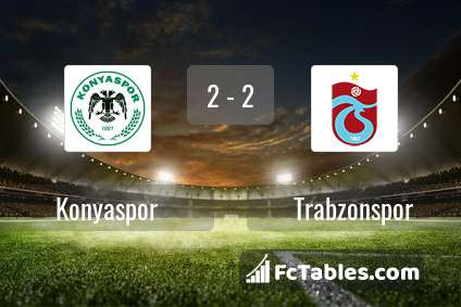 Preview image Konyaspor - Trabzonspor