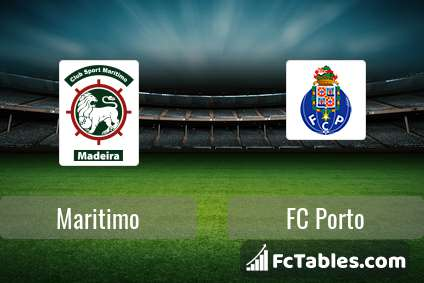 Preview image Maritimo - FC Porto
