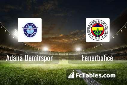 Preview image Adana Demirspor - Fenerbahce