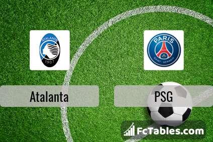 Preview image Atalanta - PSG