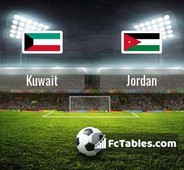 Preview image Kuwait - Jordan
