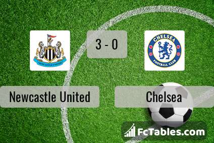 Preview image Newcastle United - Chelsea