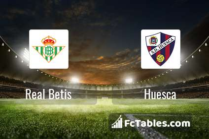 Preview image Real Betis - Huesca