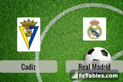 Anteprima della foto Cadiz - Real Madrid