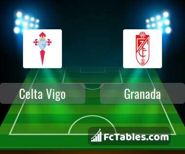 Preview image Celta Vigo - Granada