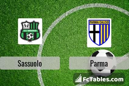 Preview image Sassuolo - Parma