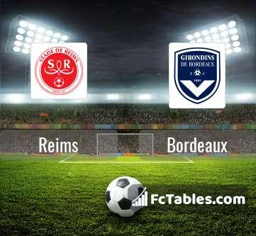 Preview image Reims - Bordeaux