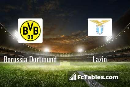 Preview image Borussia Dortmund - Lazio