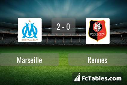 Preview image Marseille - Rennes
