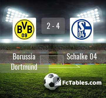 Preview image Borussia Dortmund - Schalke 04