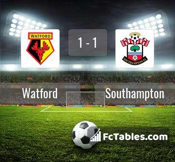 Anteprima della foto Watford - Southampton