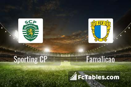Preview image Sporting CP - Famalicao