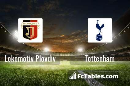 Podgląd zdjęcia Łokomotiw Płowdiw - Tottenham Hotspur