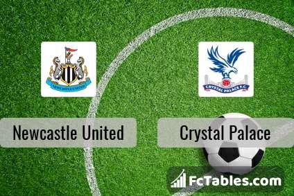 Anteprima della foto Newcastle United - Crystal Palace