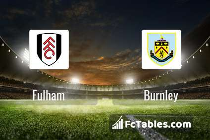 Podgląd zdjęcia Fulham - Burnley