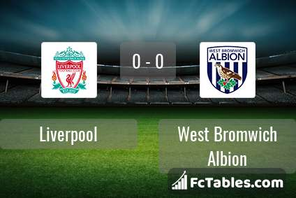 Preview image Liverpool - West Bromwich Albion
