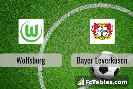 Preview image Wolfsburg - Bayer Leverkusen