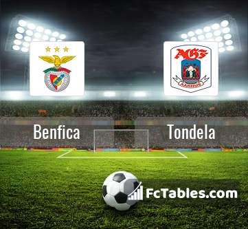 Preview image Benfica - Tondela