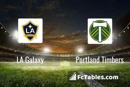 Anteprima della foto LA Galaxy - Portland Timbers