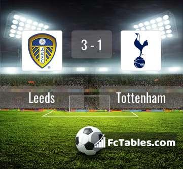 Anteprima della foto Leeds United - Tottenham Hotspur
