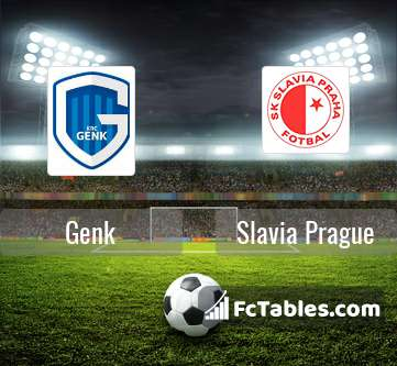 Preview image Genk - Slavia Prague