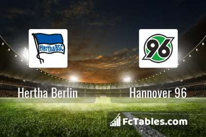 Preview image Hertha Berlin - Hannover 96