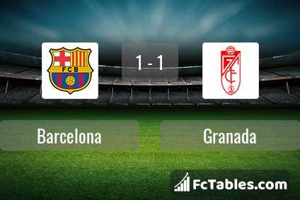 Preview image Barcelona - Granada