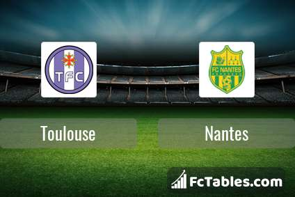 Preview image Toulouse - Nantes
