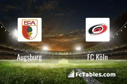 Podgląd zdjęcia Augsburg - FC Köln
