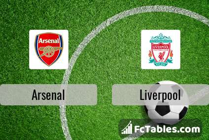 Preview image Arsenal - Liverpool