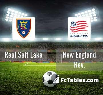 Podgląd zdjęcia Real Salt Lake - New England Rev.