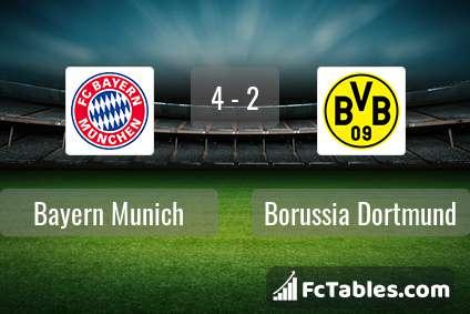 Preview image Bayern Munich - Borussia Dortmund