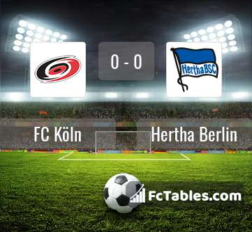 Podgląd zdjęcia FC Köln - Hertha Berlin