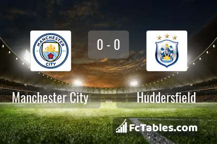 Preview image Manchester City - Huddersfield