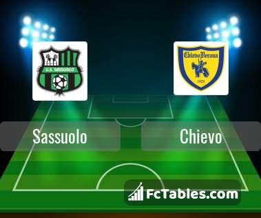 Preview image Sassuolo - Chievo