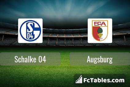 Podgląd zdjęcia Schalke 04 - Augsburg