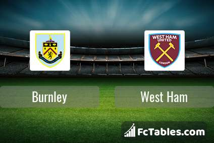 Preview image Burnley - West Ham