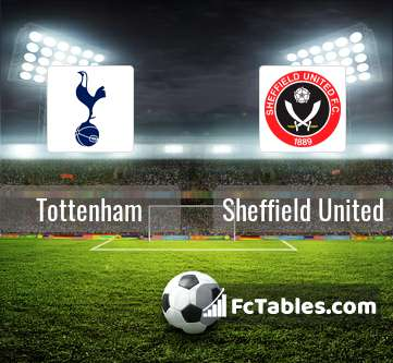 Preview image Tottenham - Sheffield United