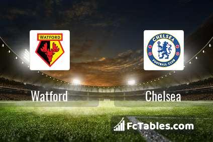 Podgląd zdjęcia Watford - Chelsea